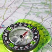 Orienteering at Welton Waters adventure centre