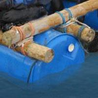 Raft building team challenges